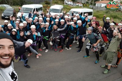 Group Activities in Madeira Island