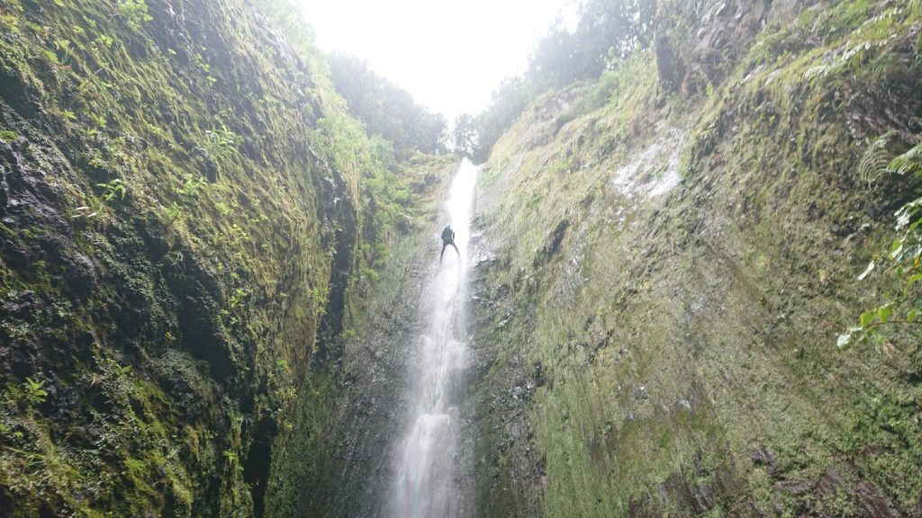 Canyoning Madeira Island Advanced